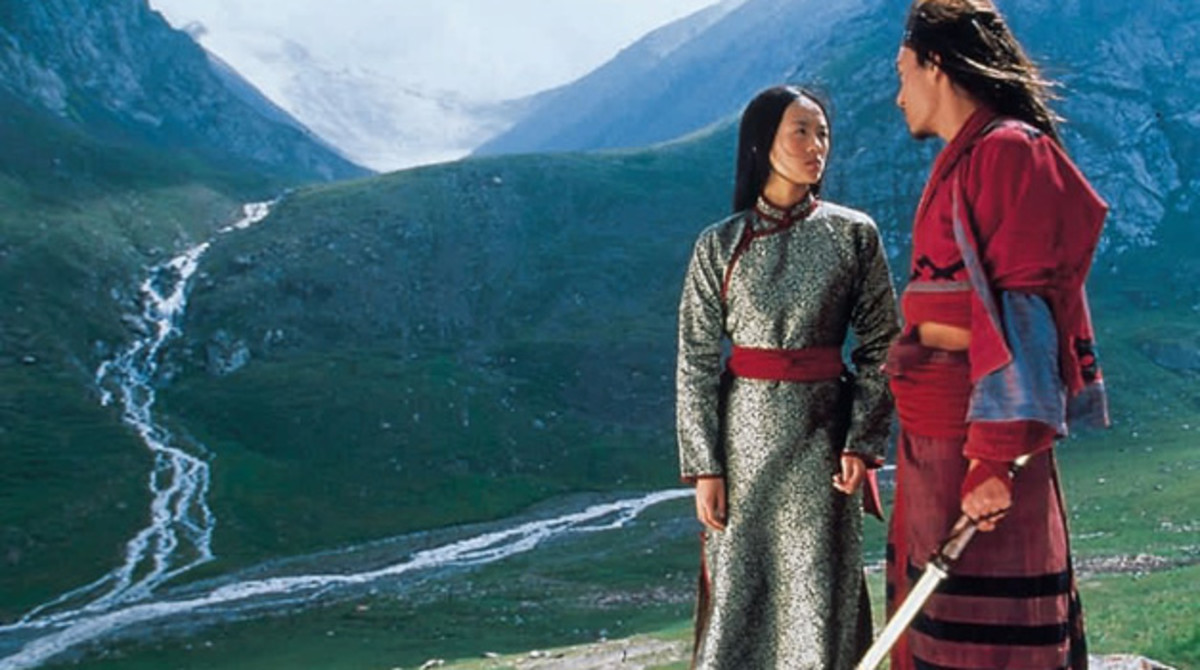 In between the martial arts scenes, the film has a genuine beauty and epic feel that is hard to resist.