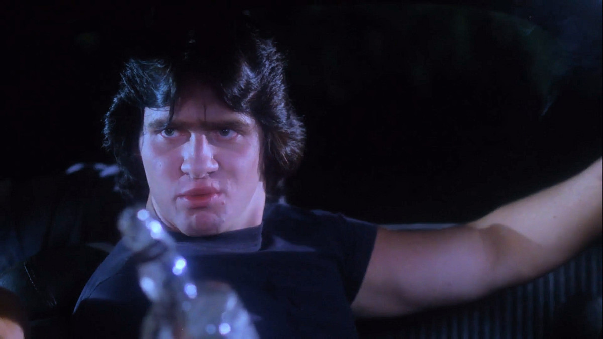 David Mucci as Lou in 'Prom Night' (1980).