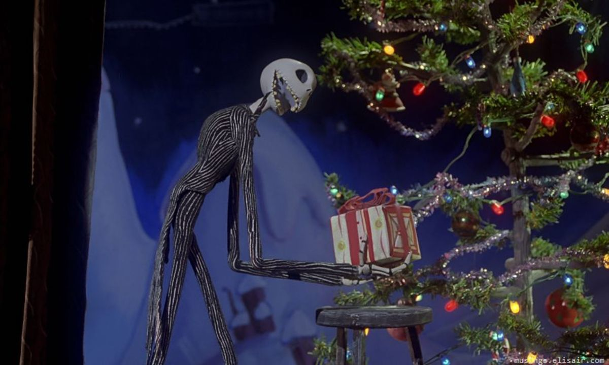 The film has a distinct look and vibe that can only come from a visionary such as Tim Burton. It's fantastic to watch.