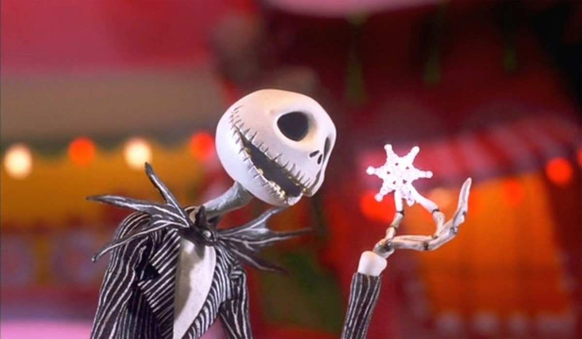 Despite the ghoulish atmosphere, the film still has plenty of comedic moments such as Jack struggling to understand everything festive.