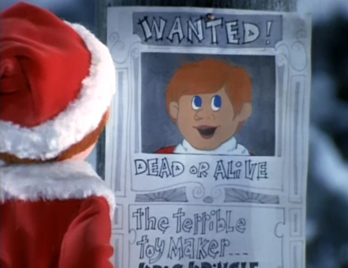 """There had not been a Rankin/Bass Christmas special made in their traditional """"Animagic"""" style since """"Santa Claus is Comin' to Town"""" in 1970."""