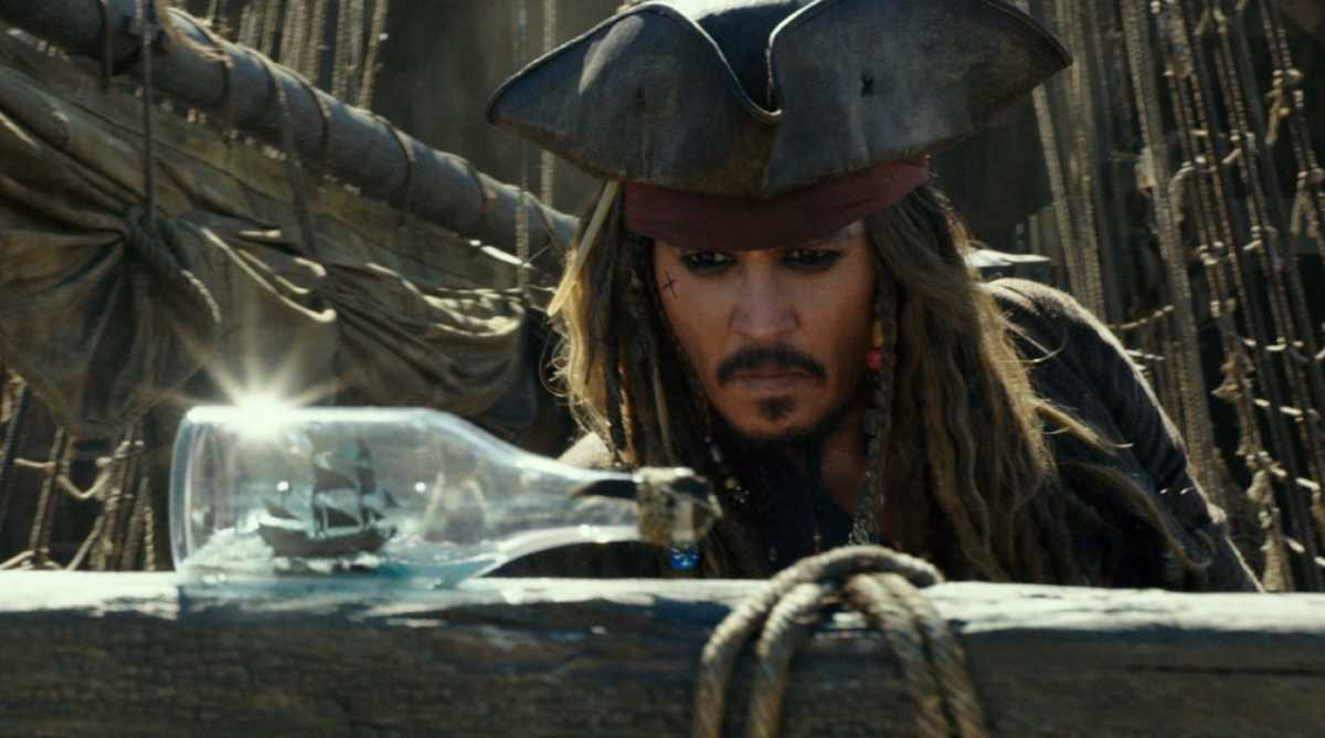 Depp's Captain Jack Sparrow now feels tired and much less amusing than he did at the beginning of the franchise.