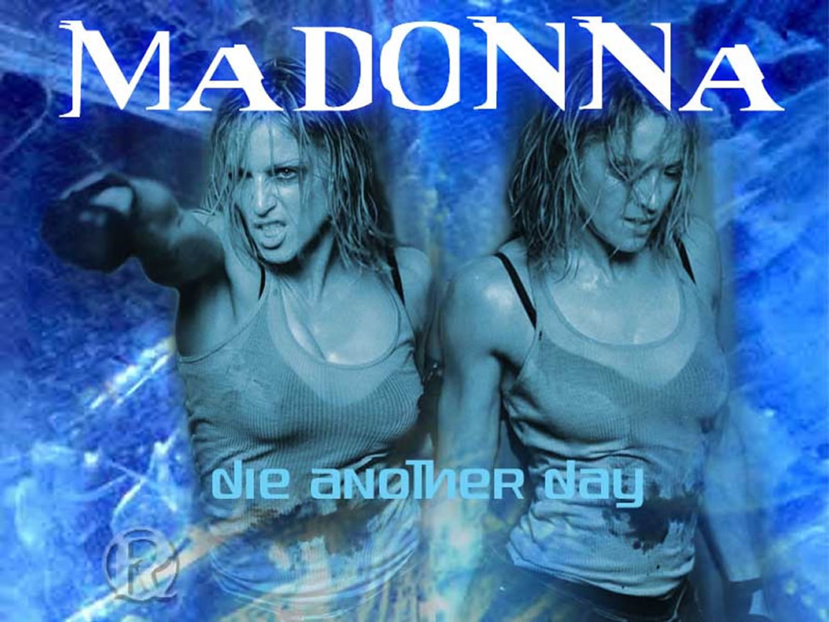 Madonna's theme tune is straight-up horrible, the worst of all Bond themes by a long way...