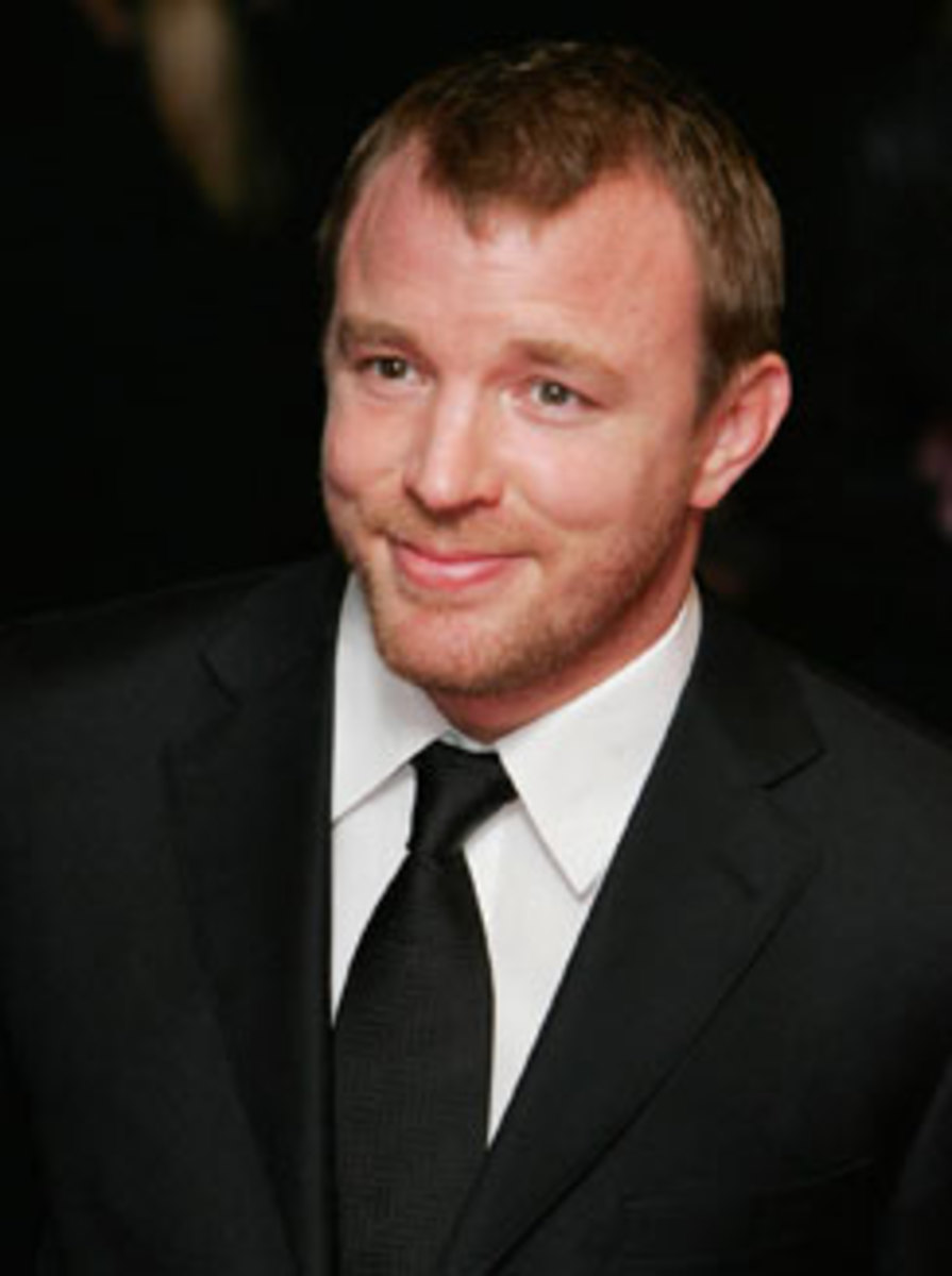 The movie would also launch the career of director Guy Ritchie