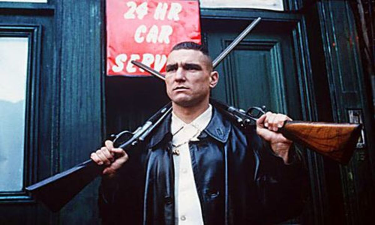 The film introduced both Jason Statham and Vinnie Jones, here playing Big Chris