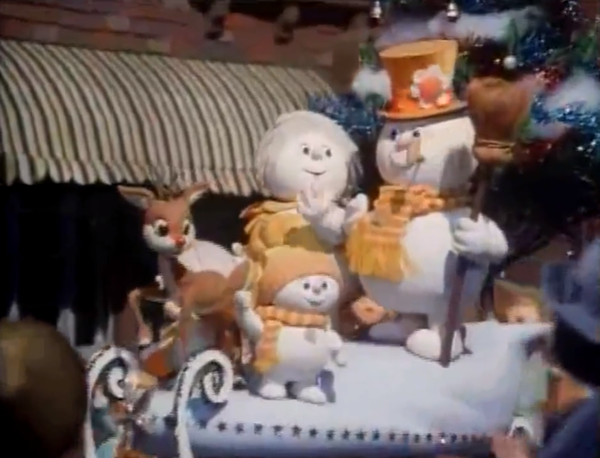Rudolph And Frostys Christmas In July.Rankin Bass Retrospective Rudolph And Frosty S Christmas