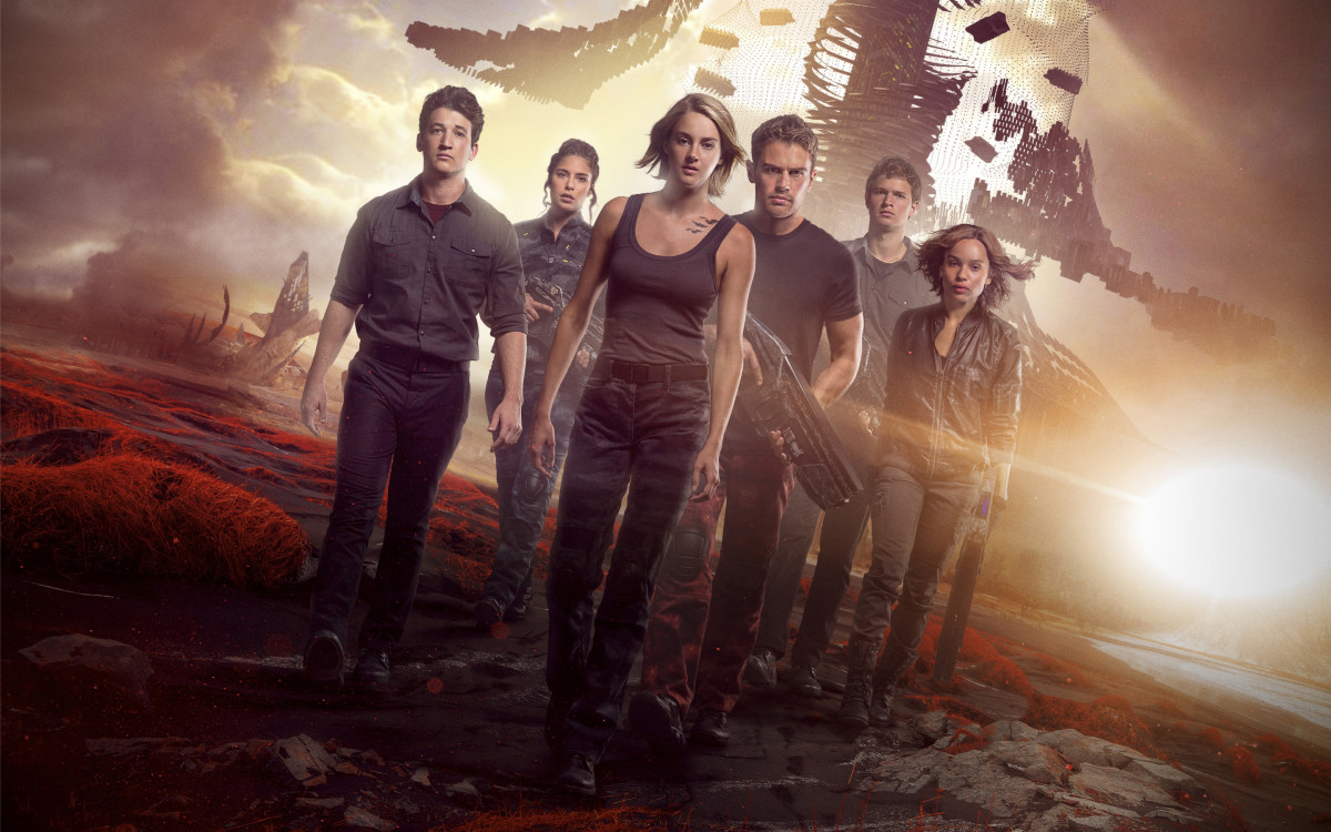 "When reviewing a movie like ""Allegiant,"" it is important to reference the other movies in the series."