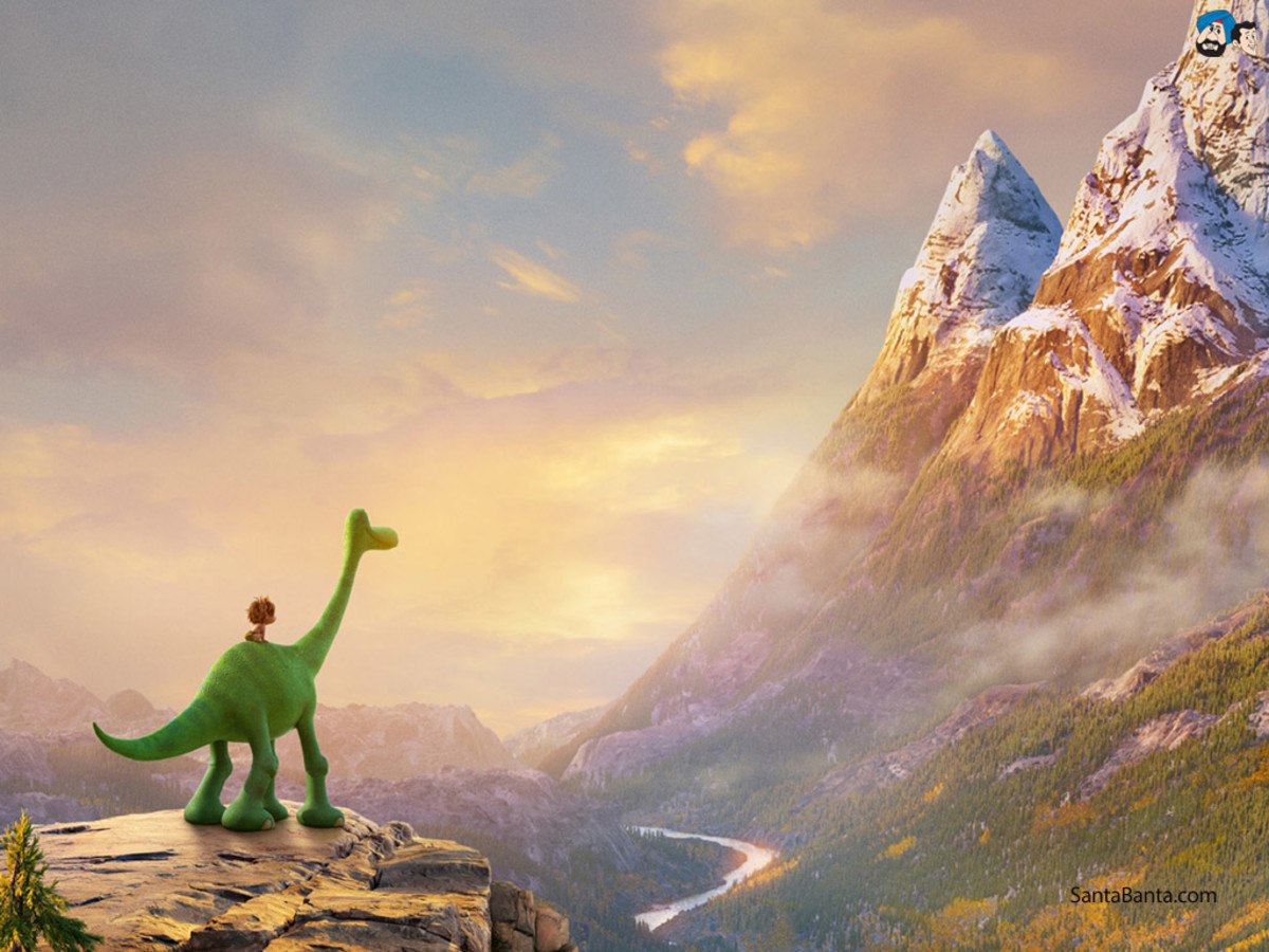 """When reviewing """"Good Dinosaur,"""" it was imperative that I acknowledge the film's place in relation to films like it. Through doing this, I was able to communicate how special """"Good Dinosaur"""" was."""