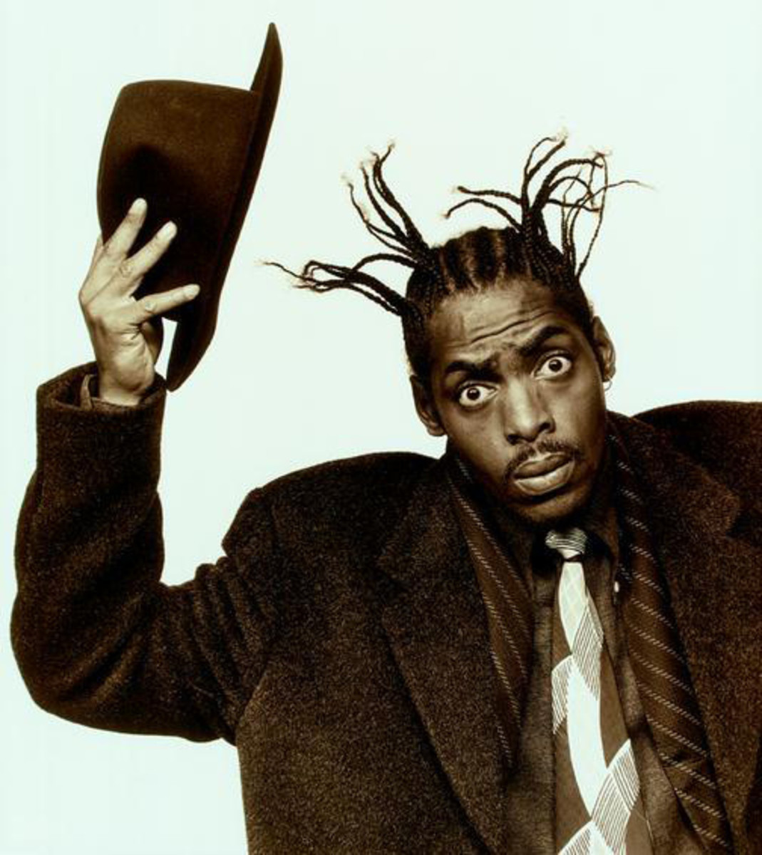 Coolio's bizarre cameo as a hyperactive cop feels like he paid a visit to Snoop Dogg before turning up on set...