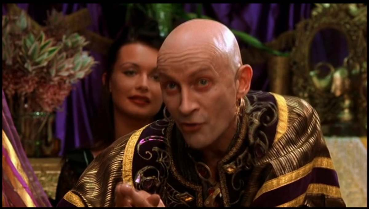 Without question, Richard O'Brien's cameo is the best thing about the film - which gives you some indication how bad the rest of it is.