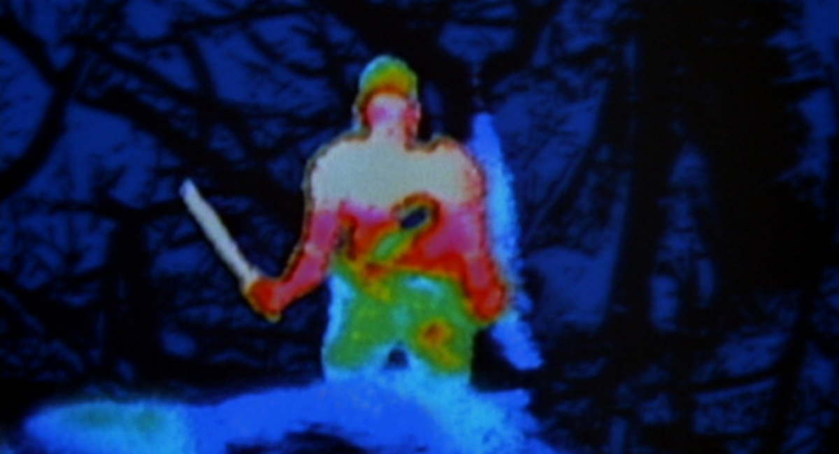 The Predator's thermal imaging was revolutionary at the time - as well as a little disturbing