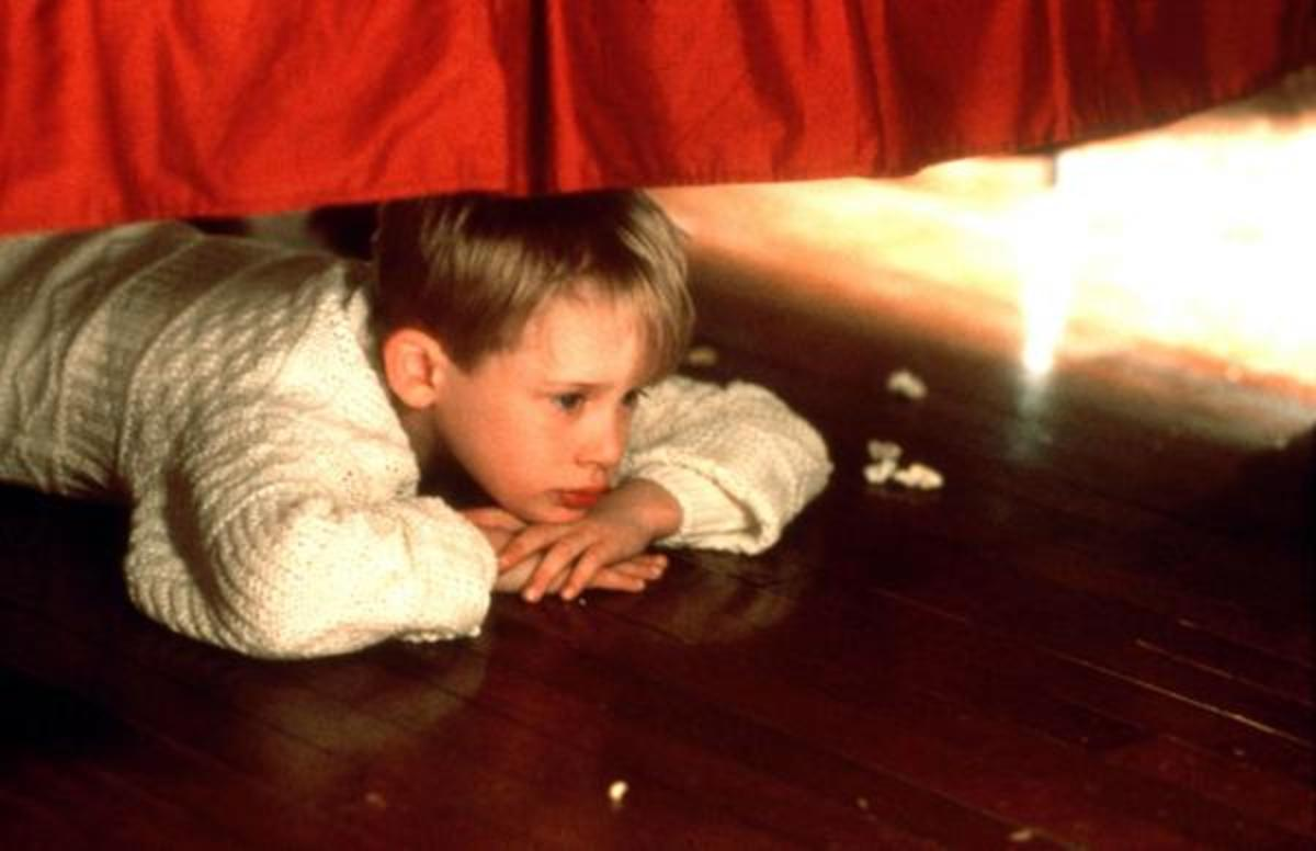 Culkin's performance is as natural as the fake snow outside but somehow, it works...