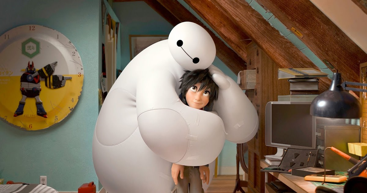 Baymax is a hopelessly lovable character despite the lack of emotion on his face. He also earns most of the film's laughs.