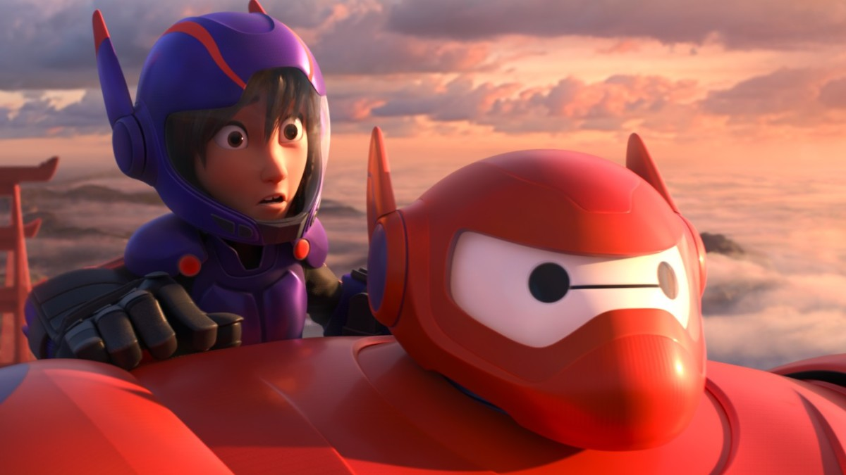 The film's animation is first-rate and the aesthetic makes the most of its Asian inspirations. So why the needless Americanisation?