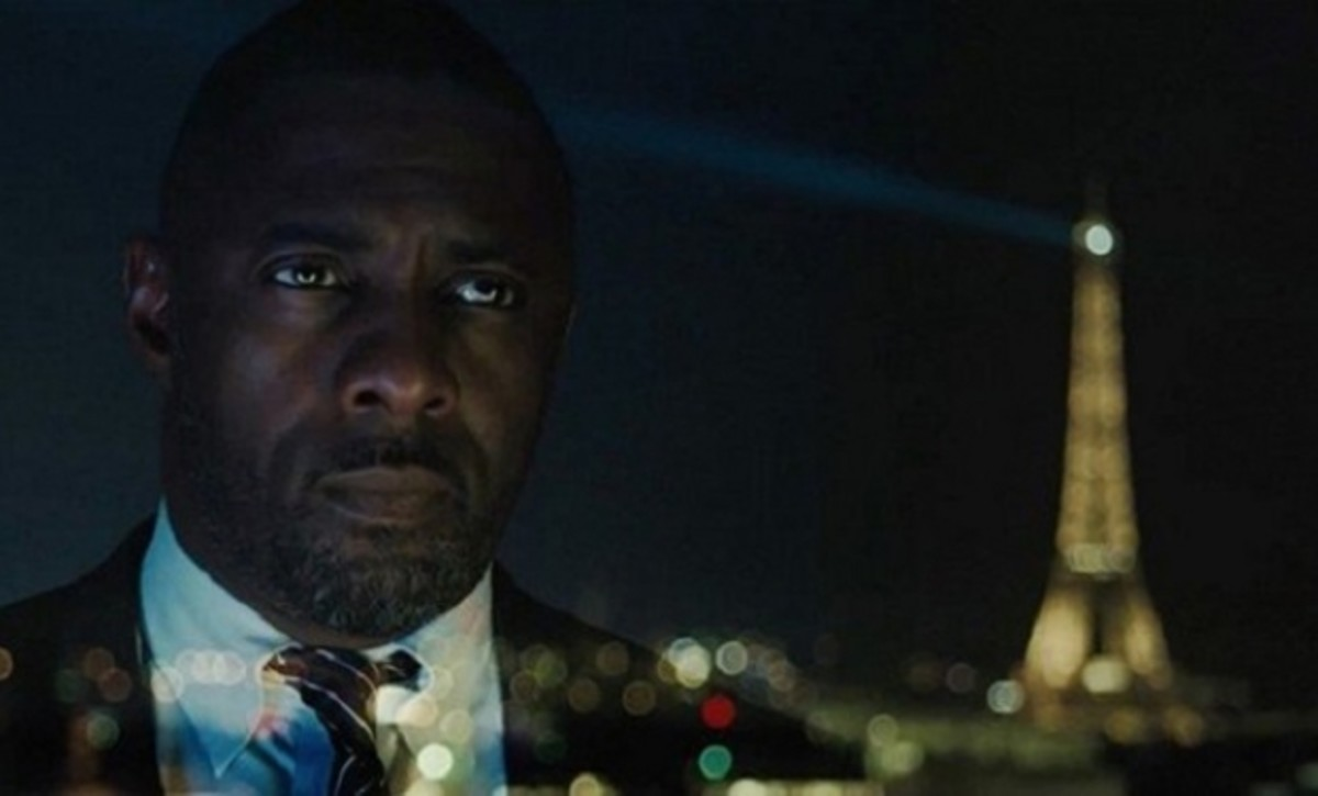 Elba proves to be more than capable during the film's many action scenes although I fear he's too old to play 007 at the age of 45.