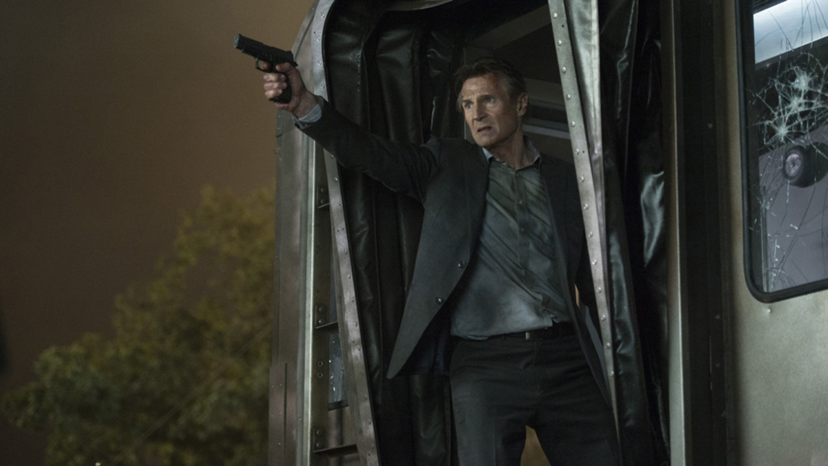 The movie doesn't do enough to feel any different to a host of recent Neeson thrillers and is disappointingly lazy in its story-telling.