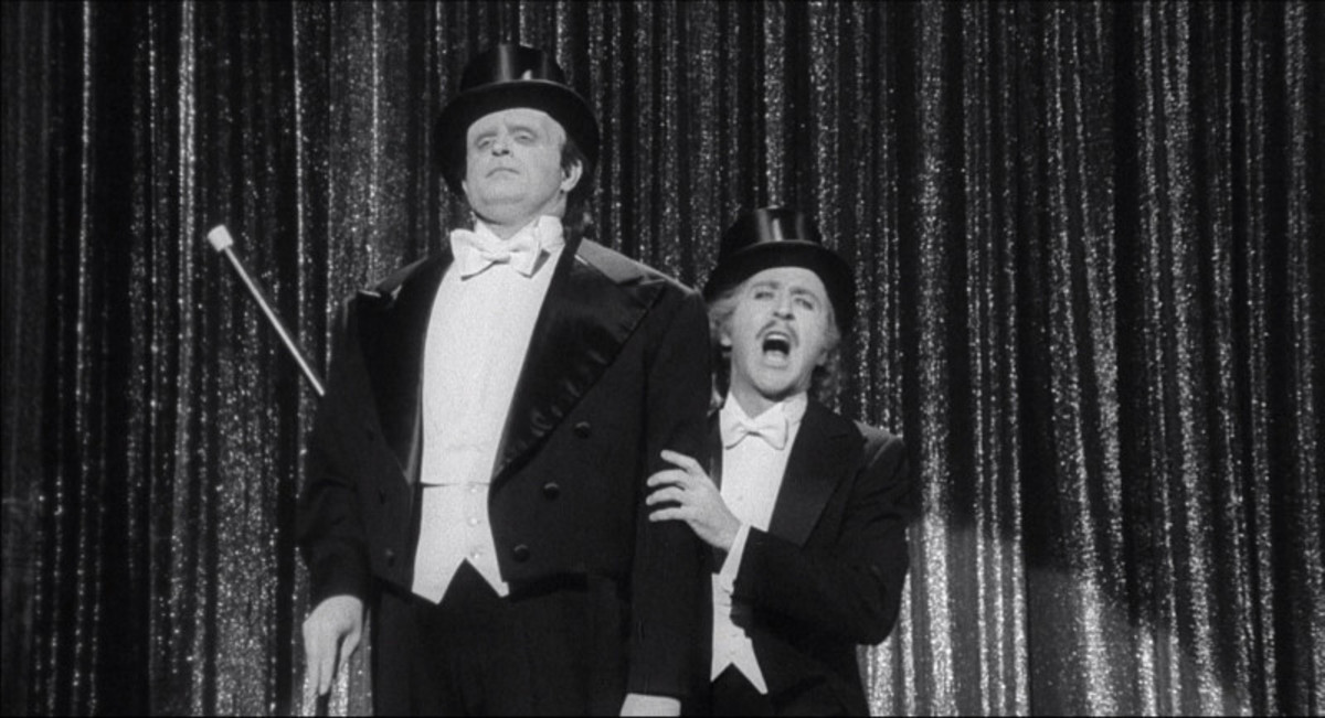 """The film is rightfully remembered for its unusual performance of """"Puttin' On The Ritz"""" which can't help but put a smile on your face. It is one of the funniest scenes I have ever seen."""