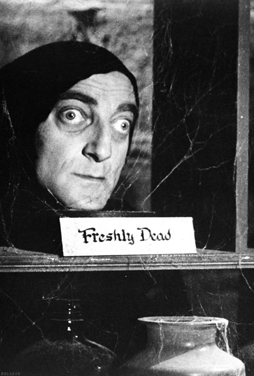 Feldman's unique appearance and lightning wit have never been better utilised than here as Igor - or Eye-gore, if you prefer.