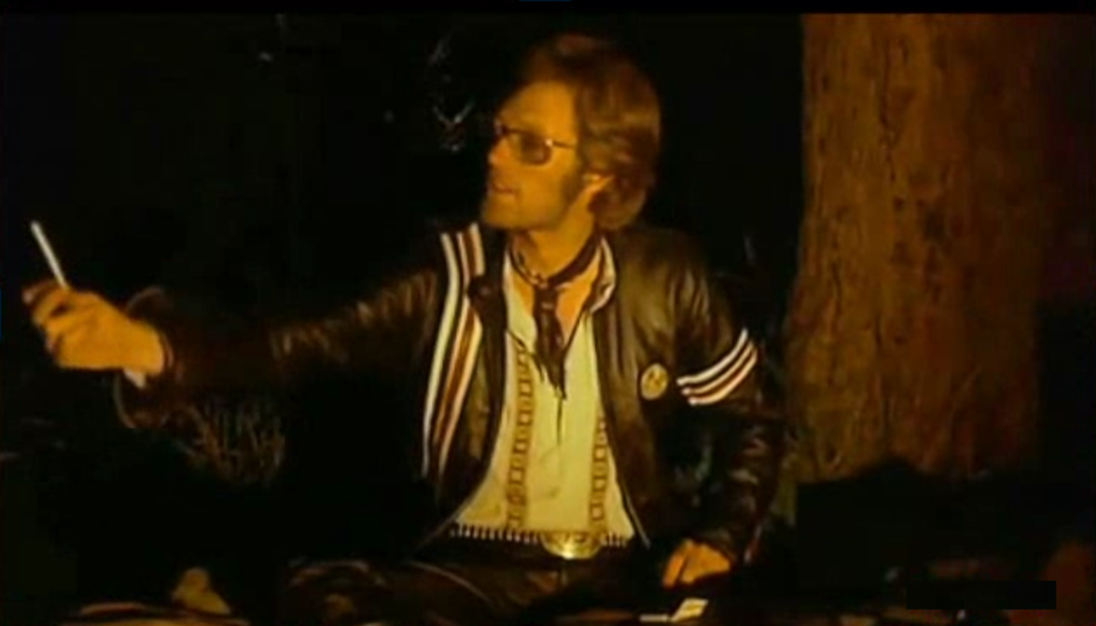Fonda's central performance not only holds the film together but also acts as a mystical guide to those of us unaccustomed to the drugs shown.