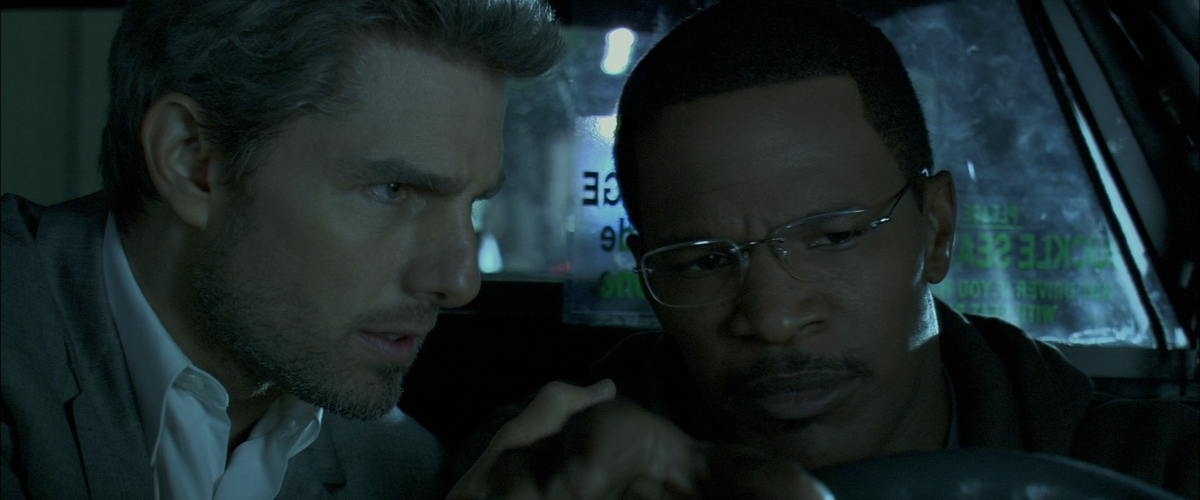 Foxx (right) really demonstrates his skill as an actor, developing the character from a nobody into a hero brilliantly.