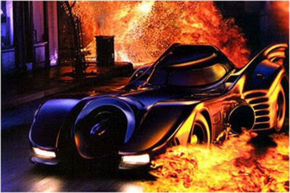 Forget the Tumbler - THIS is the Batmobile I wanted to drive as a kid!