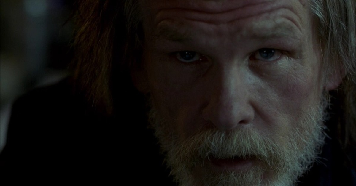 Nick Nolte as David Banner, the protagonist's father.