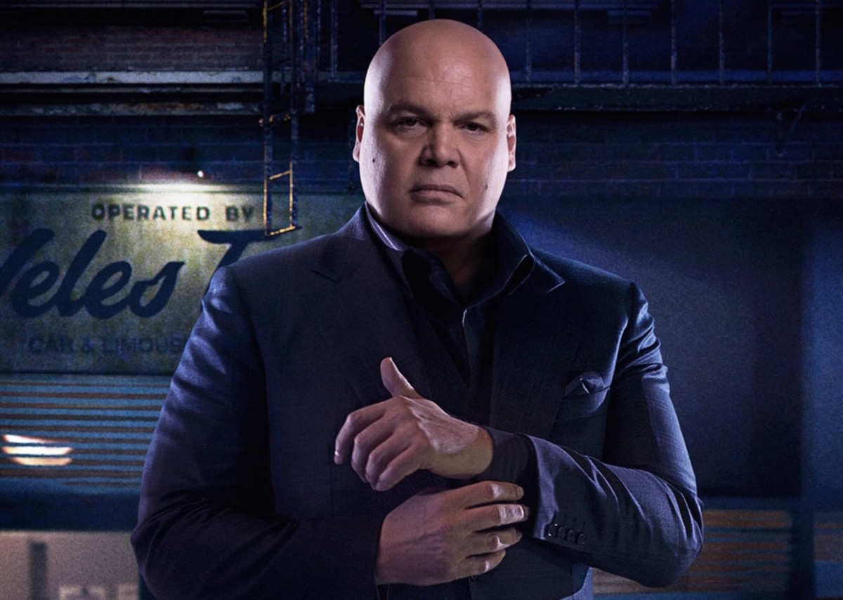 Vincent D'Onofrio as the Kingpin