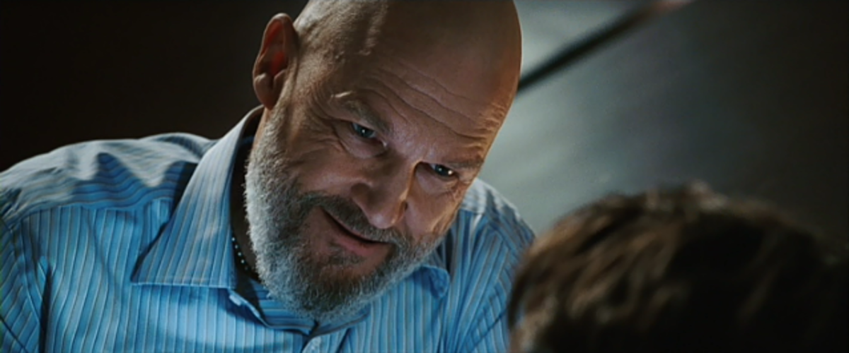 Jeff Bridges as Obadiah Stane