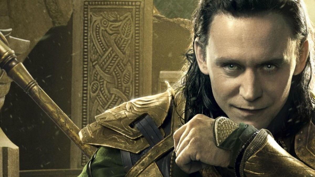 Tom Middleston as Loki