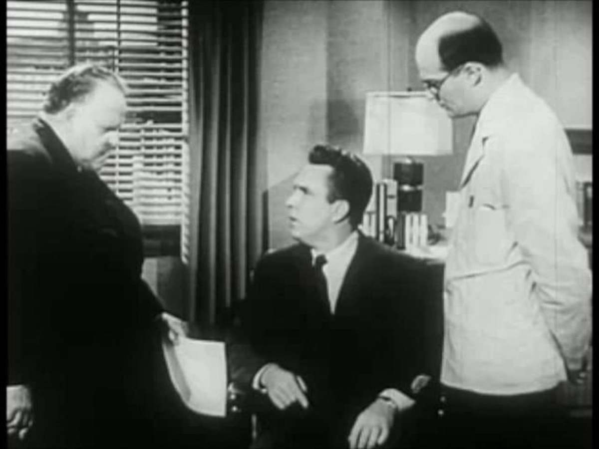 O'Brien (centre) delivers a solid performance as Bigelow but the film's narrative is more interesting than he is.