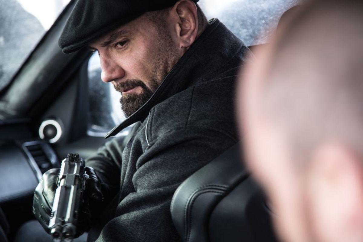 Former wrestler Dave Bautista's performance as Mr Hinx suggests he may be back in future...