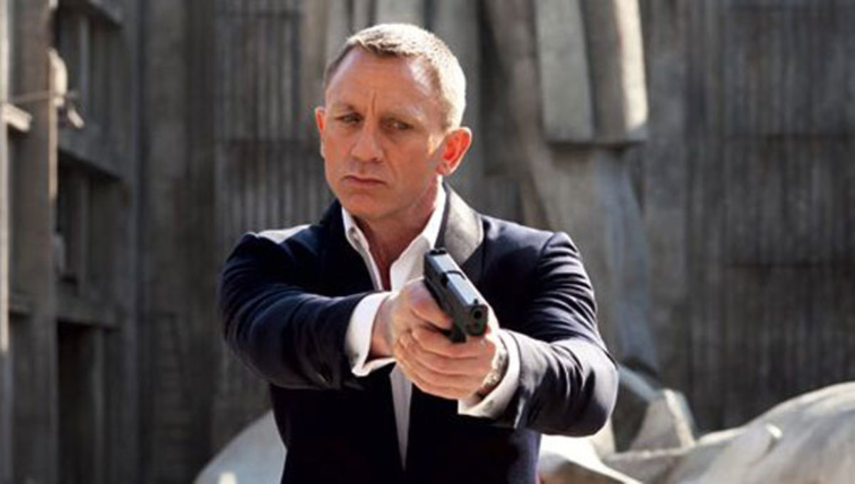 Craig has matured nicely as Bond, though I fear his time may be running out...