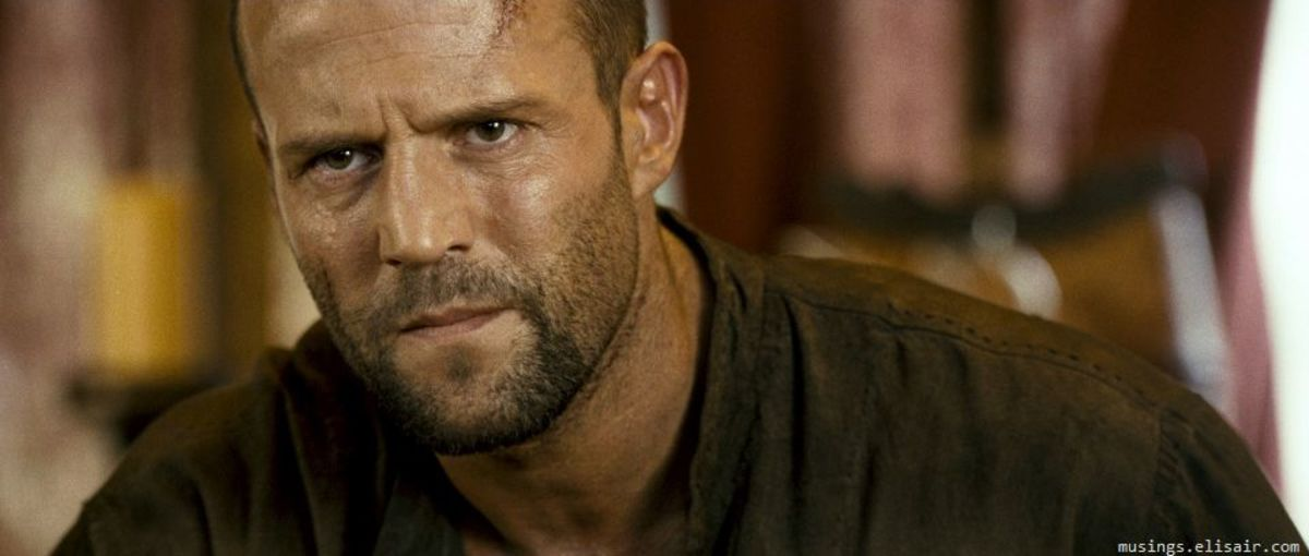 Statham's lack of emotion, character development or interest make him as appealing a hero as a convicted sex offender.