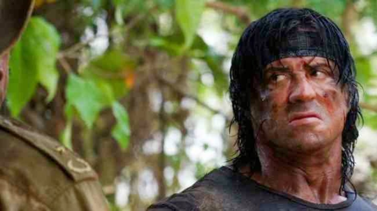Stallone has aged about as well as the material - the film feels like a joyless throwback to the Eighties action heyday.