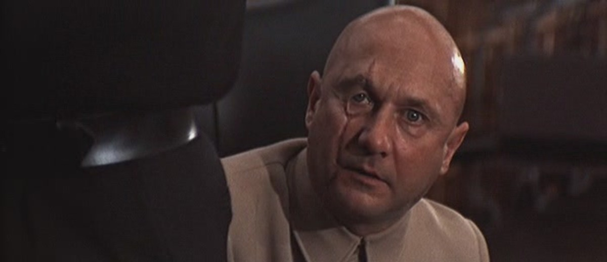 Donald Pleasence's performance would come to define the character of Blofeld