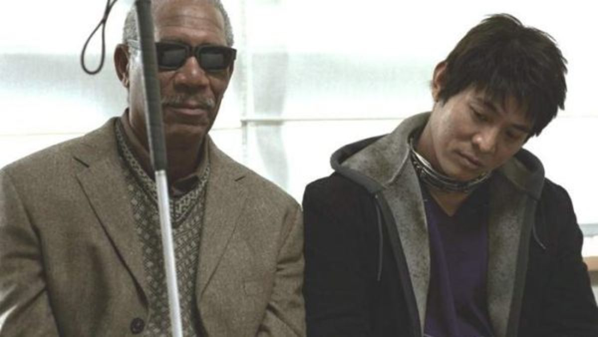 As much as I love Morgan Freeman, he underwhelms as blind pianist Sam and lets his co-stars down badly.