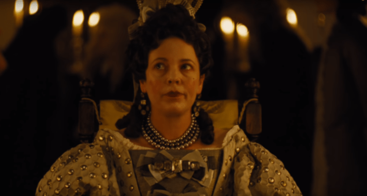 Colman deserved her Oscar as Queen Anne, not just by being petulant and very funny but also portraying the character through her variety of illnesses and ailments.