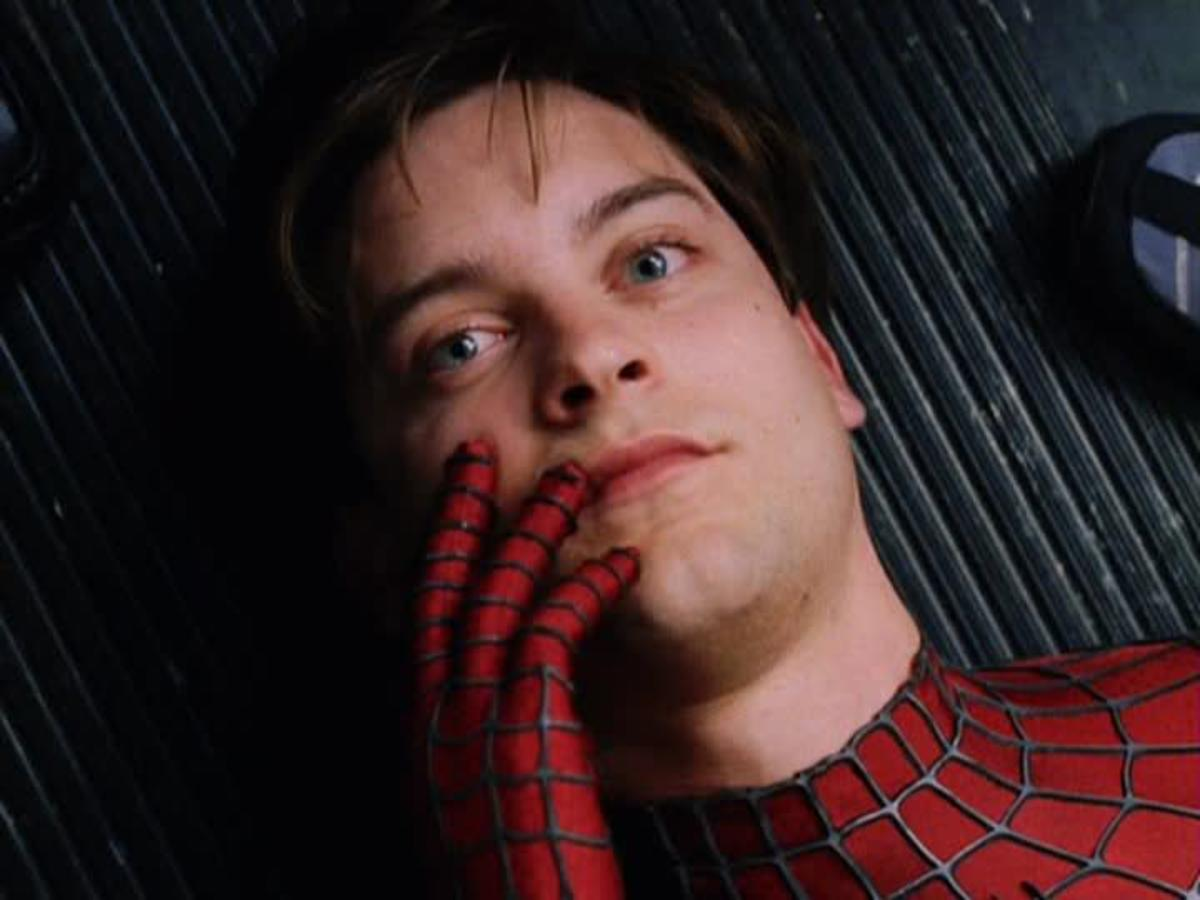 Maguire's Peter Parker has much more screen time, which suits his baby-faced performance