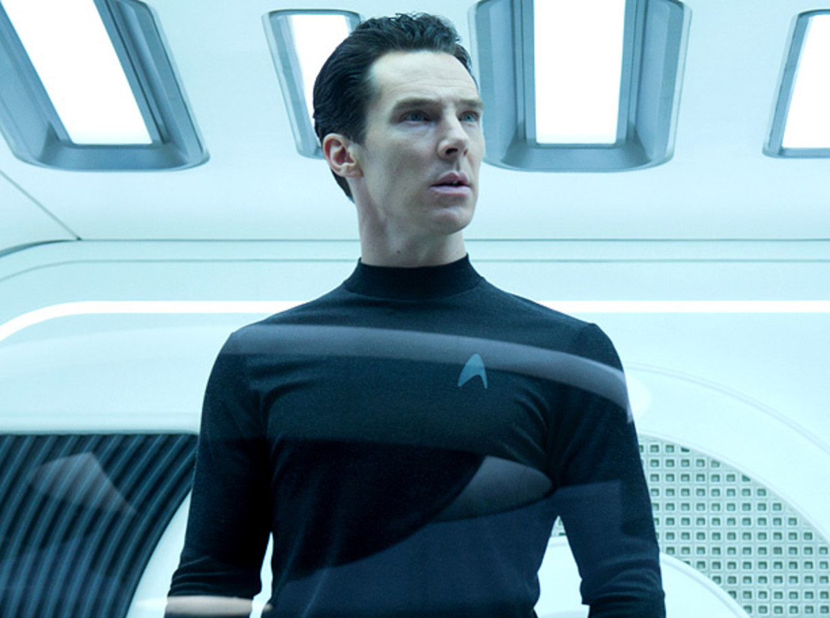 Cumberbatch's baddie feels underwritten and uninspired, despite the supposed plot twist because you can see it coming a lightyear away.