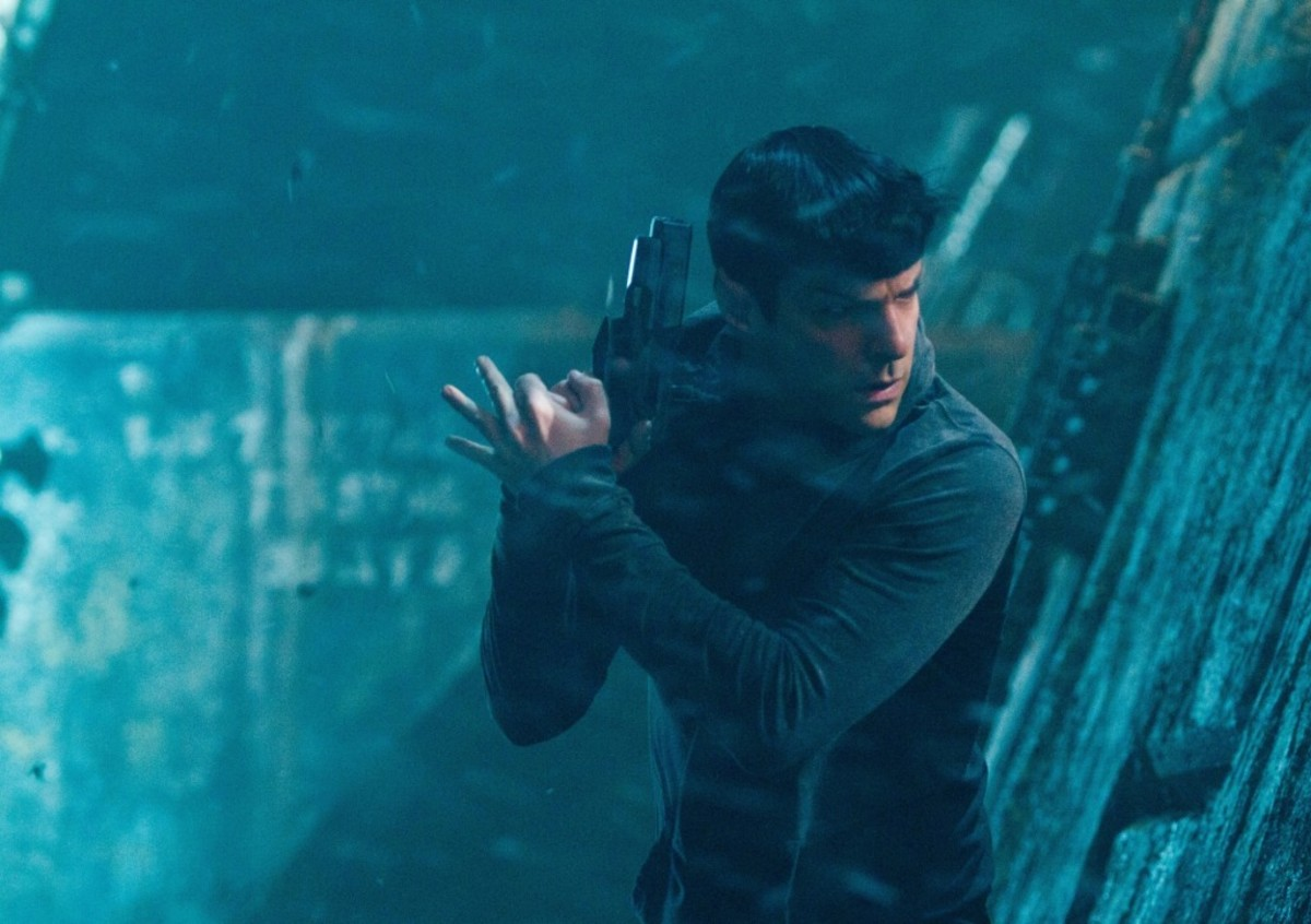 Quinto's performance and character arc is lost amid the CG battles and destruction