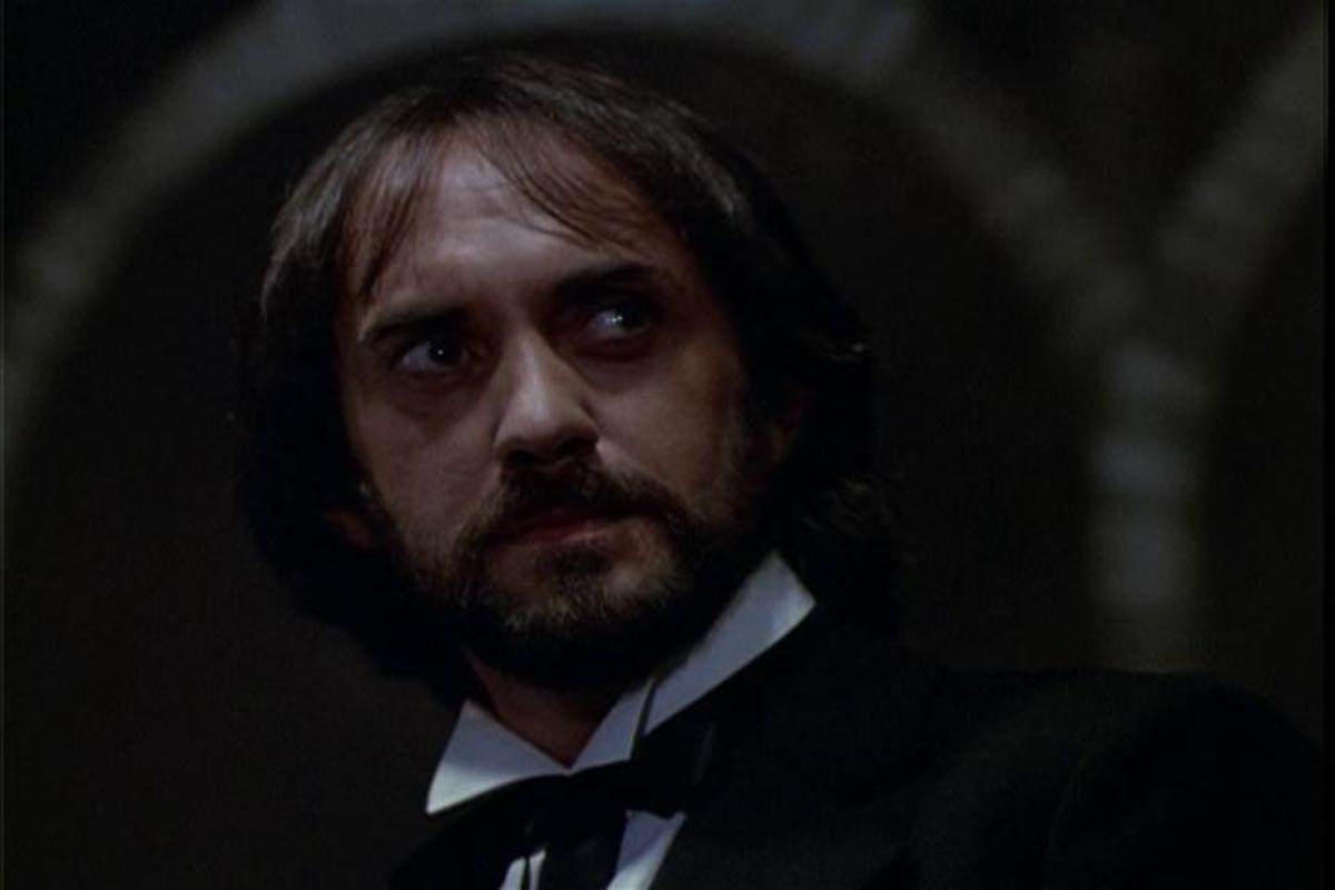 Jonathan Pryce as my nightmare fuel for the next century.