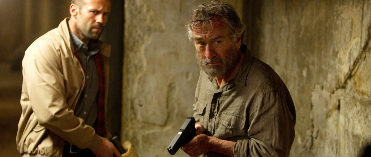 De Niro's appearance gives the film credibility but the movie never stops to explain who he really is or why he's there.