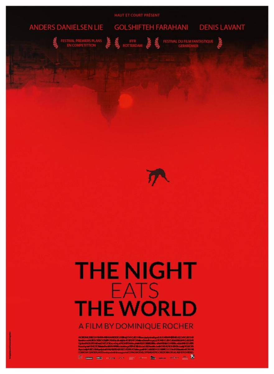 """The Night Eats the World"" Movie Poster (International)"