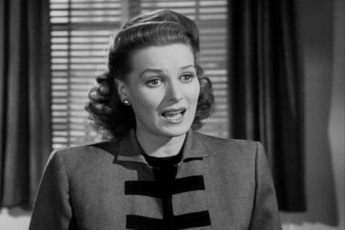 O'Hara's conflicted and flustered heroine provides the film with its subtle subtext which makes it far smarter than it initially appears.
