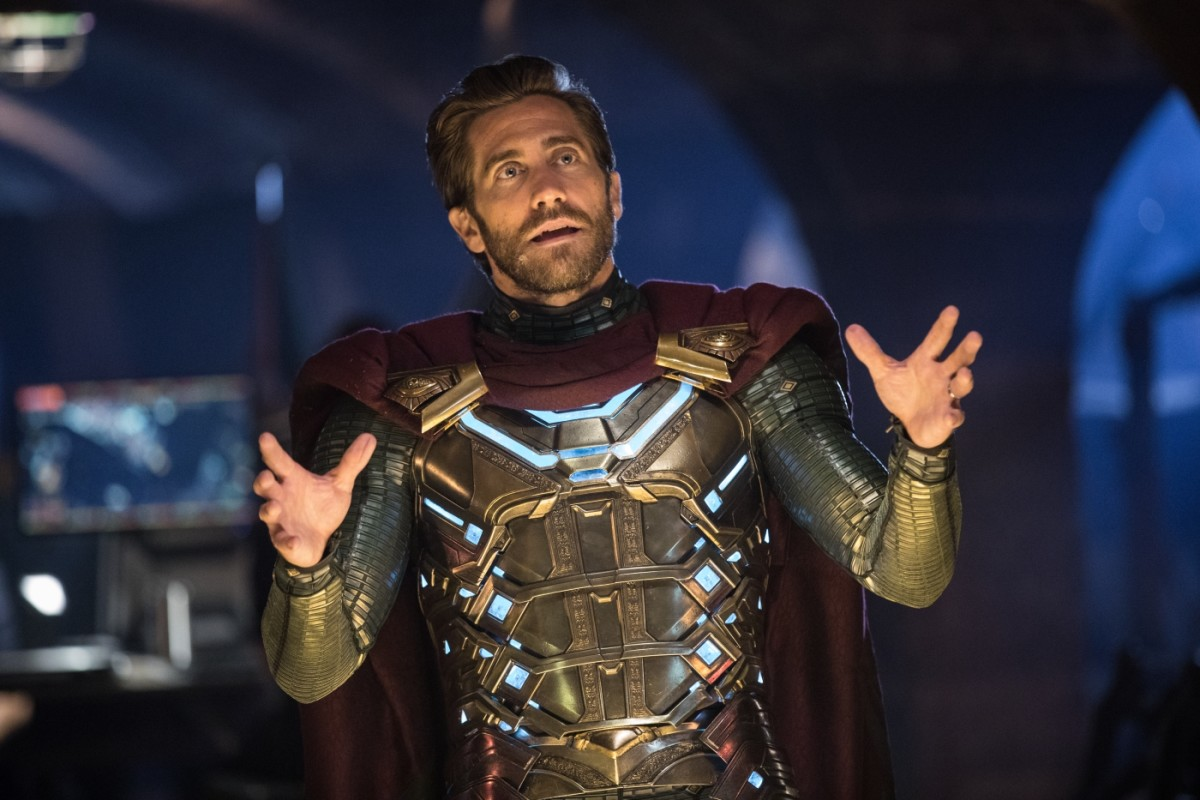 Gyllenhaal is a disappointment as Mysterio, a character poorly underwritten and executed. I still miss Alfred Molina's Dr Octopus.