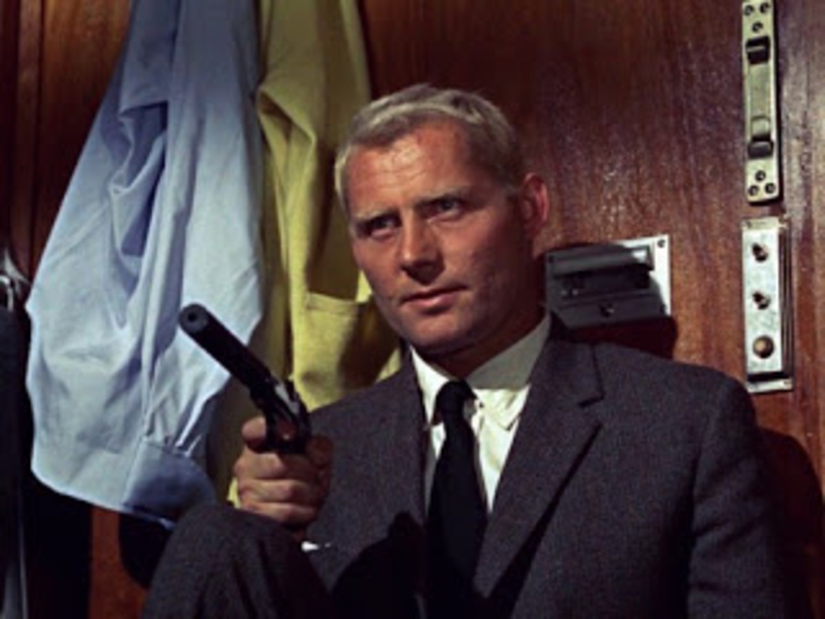 Shaw would come to symbolise the now traditional Bond henchman