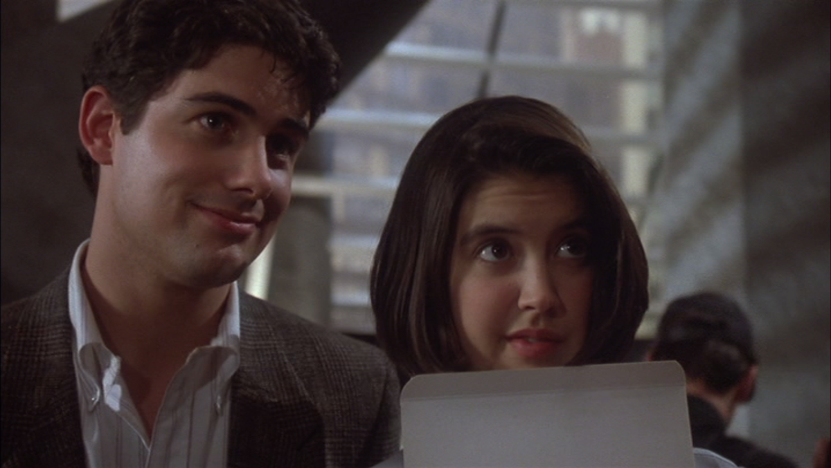 Considering their experience in the first film, Galligan and Cates still seem like a remarkably baby-faced, innocent duo even after moving to New York.