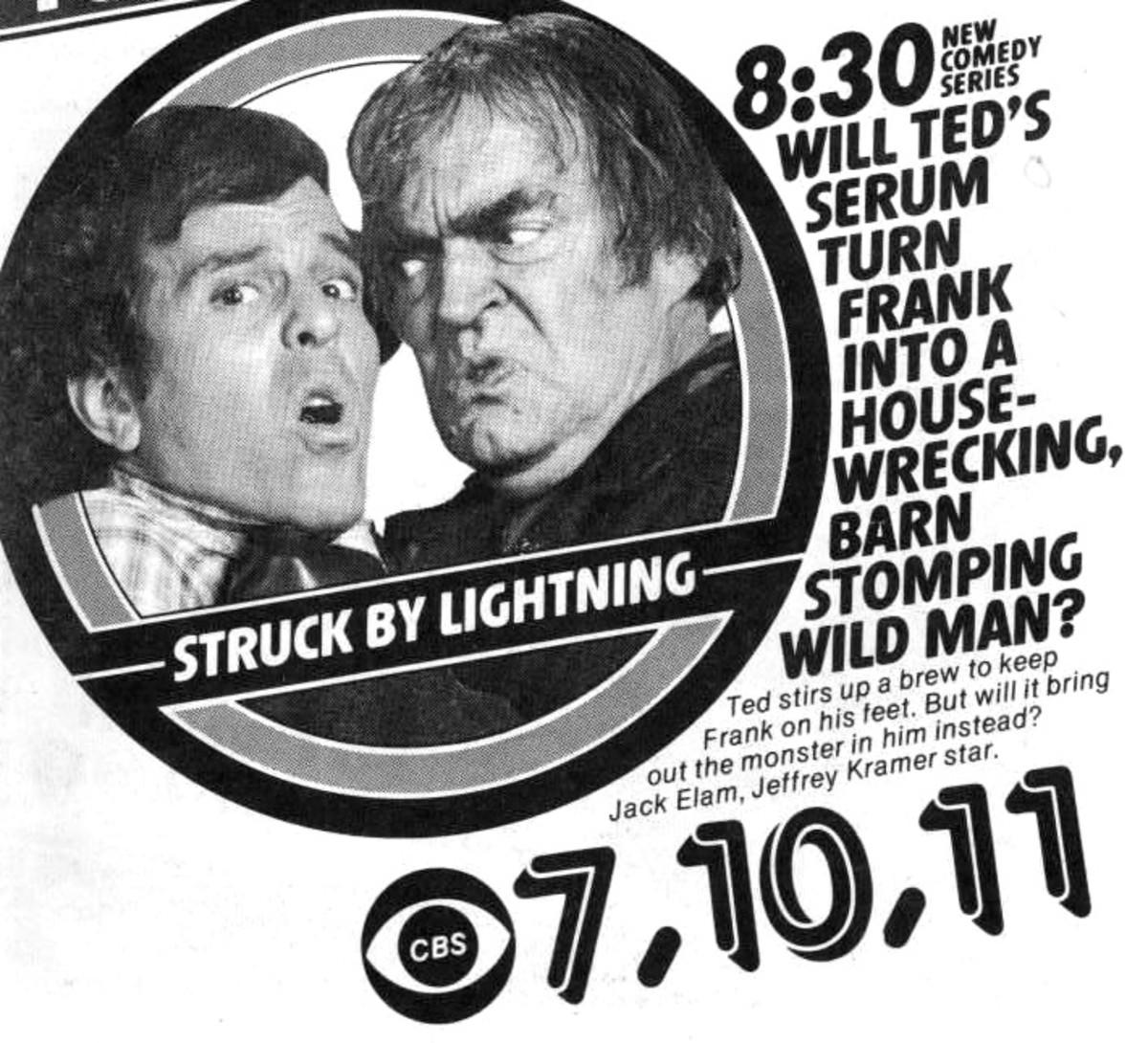 Vintage TV Guide Ad