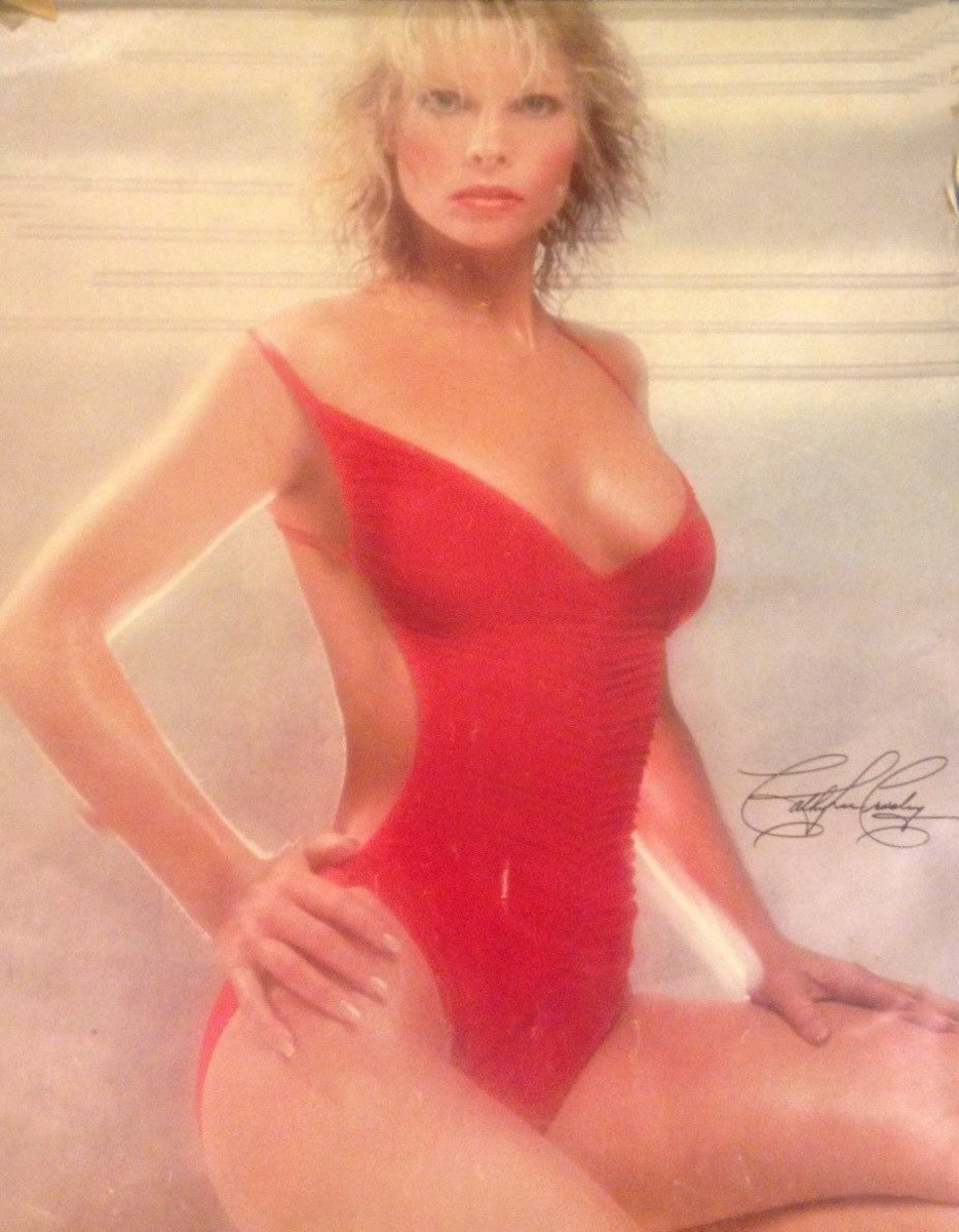 1980 Poster of Cathy Lee.