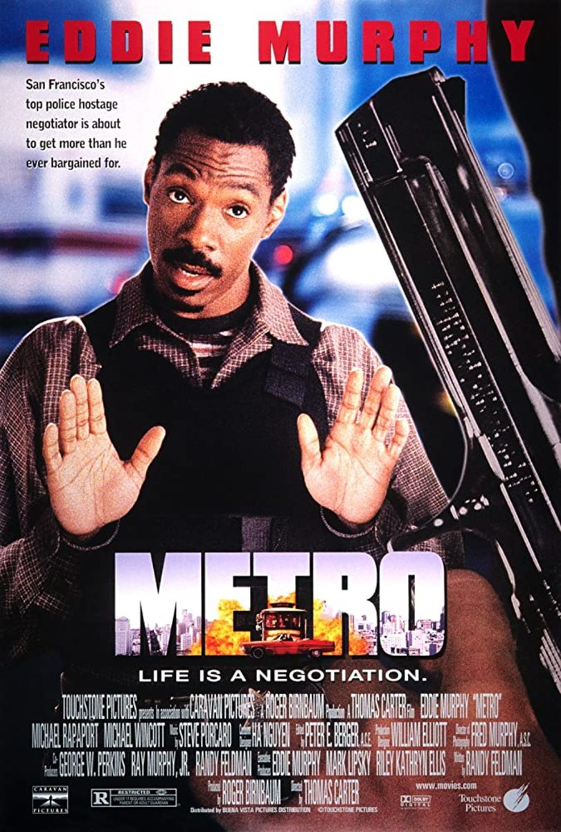 'Beverly Hills Cop 4' is awesome. Weird that Axel Foley changed his name though.